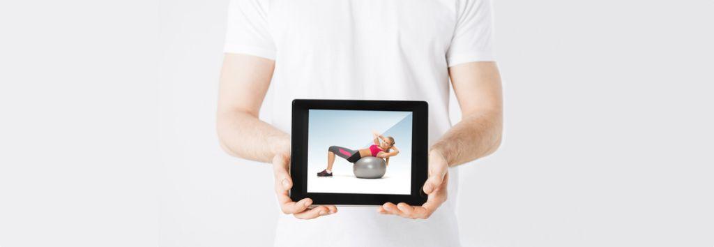5 Fitness-Apps im Test – heute schon trainiert?