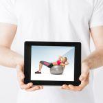 5 Fitness-Apps im Test - heute schon trainiert?