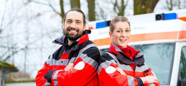 Telenotarzt unterstützt Rettungsassistenten in der kritischen Phase